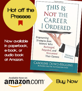 This is Not the Career I Ordered - A Book by Caroline Dowd Higgins