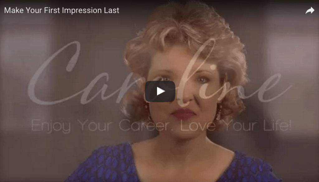 Make Your First Impression Last