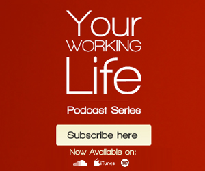 Your Working Life - A Podcast by Caroline Dowd Higgins